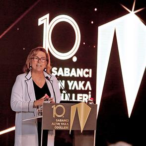 Sabancı's Oscars were given for the 10th time and Enerjisa Energy won the Blue Ribbon