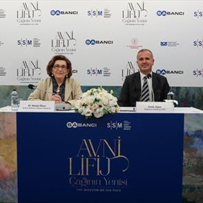 SSM Presents The Undiscovered Aspects Of Avni Lifij With The Support Of Sabancı Holding