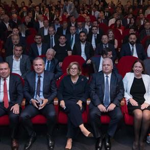 "The business partners of the Cement Group of Sabancı Holding came together on ""Cement Day"""