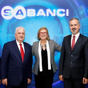 "Ms. Güler Sabancı, the Chairman of the Board of Directors of Sabancı Holding: ""We are focusing on creating value for the national economy in accordance with our sustainable targets in cement"""