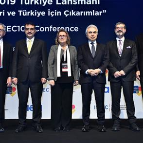 The 10th IICEC Energy Conference of the Sabancı University was organised